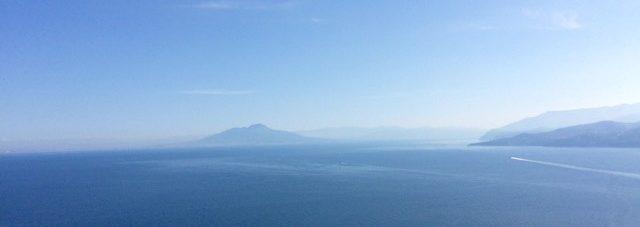 Capri blu